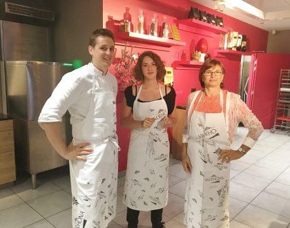 """Nouveaux modules en langues - Atelier thématique """"Learn & Cook"""" chez VALRHONA"""