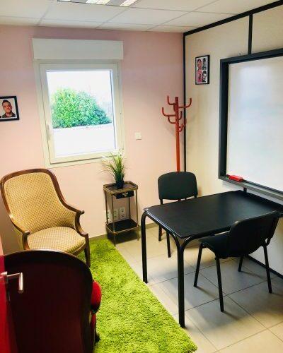 centre de formation sur mesure - salle de langues 1